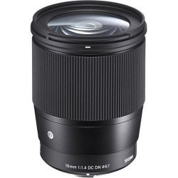 Sigma 16mm f/1.4 DC DN Contemporary - Monture Micro 4/3