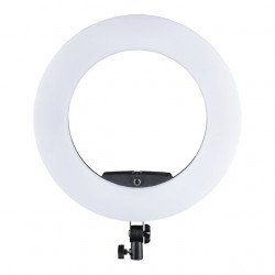 Éclairage annulaire à LED Walimex Pro Medow 960 Bi Color - Ring Light Panneaux Led