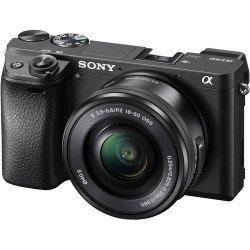Sony Alpha 6300 Noir + 16-50 mm f/3.5-5.6 E PZ