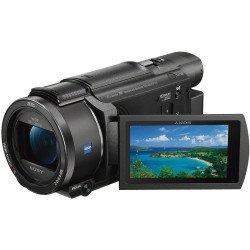 Sony Caméscope 4K FDR-AX53 Noir + 1 batterie & chargeur