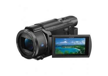 Sony Caméscope 4K FDR-AX53 Noir + 1 batterie & chargeur Caméscope