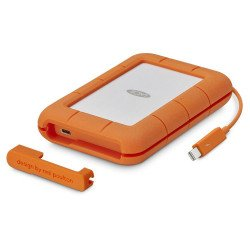 LaCie Rugged 4 To Thunderbolt/USB 3.0 Disque SSD