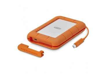 LaCie Rugged 4 To Thunderbolt/USB 3.0