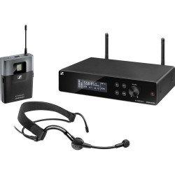 Sennheiser XSW 2-ME3 système sans fil à micro serre-tête Micro HF