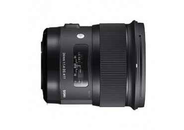 Sigma 24 mm f/1,4 DG HSM - Art - Monture Nikon Grand Angle