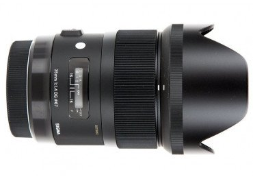 Sigma 35mm 1,4 DG HSM - Art - Monture Nikon Standard