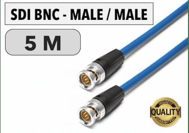 Câble SDI BNC M/M EN 5M Câbles Vidéo
