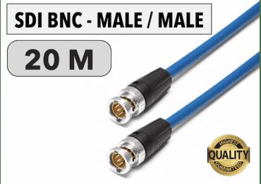 Câble SDI BNC M/M EN 20M Câbles Vidéo
