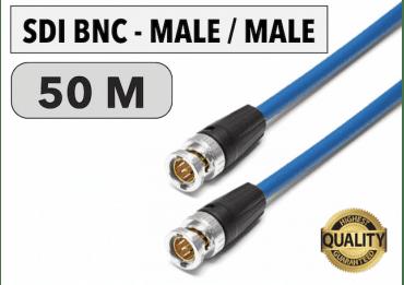 Câble SDI BNC M/M EN 50M Câbles Vidéo