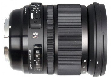 Sigma 24-105mm f/4 DG OS HSM - Art - Phoxloc