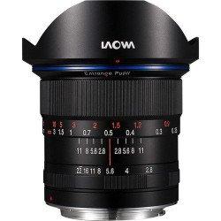 Laowa 12mm f/2.8 ZERO-D - Monture Nikon Grand Angle