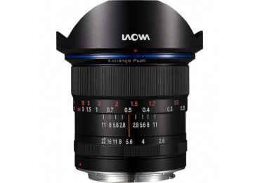Laowa 12mm f/2.8 ZERO-D - Monture Nikon