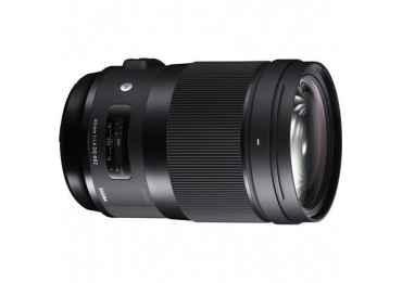 Sigma 40 mm f/1,4 DG HSM Art - Monture Canon Focale Fixe