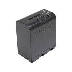 Batterie JVC SSL-JVC75 7350 mAh Batterie JVC