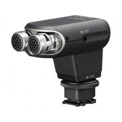 Sony ECM-XYST1M Microphone stéréo Micro Canon