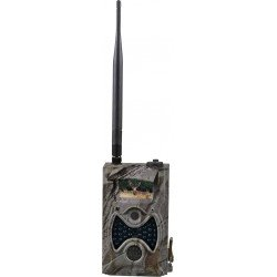 Bresser 12MP Caméra camouflage SSL/E-Mail/MMS Action Cam