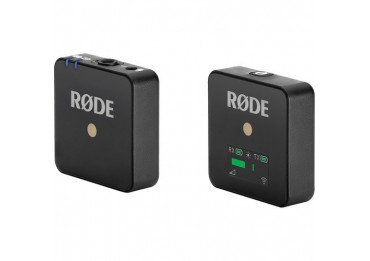 Rode Wireless Go - Microphone compact sans fil Micro Cravate