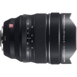 Fuji 8-16mm f/2.8 XF R LM WR Grand Angle