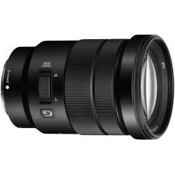 Sony 18-105mm E PZ F/4 G OSS - Sony E Téléobjectif