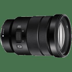 Sony 18-105mm f/4 E PZ G OSS Lens - Monture Sony E Téléobjectif