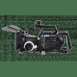 Rig Tilta ES-T15-A pour Sony FS7 + Folow focus et Mattebox 4x4 Crosse d'épaule & Rig