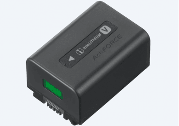 Sony NP-FV50A - Batterie Accueil