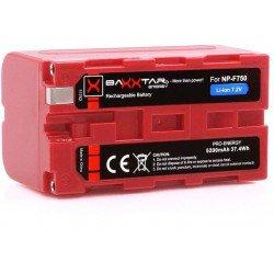 Batterie NP-F750 Li-ion (52000 mAh) Batteire Sony