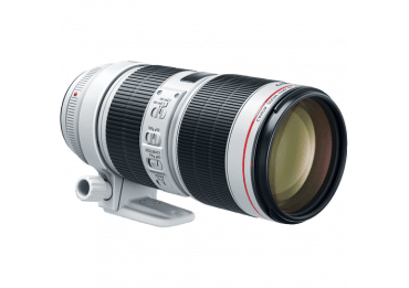 Canon 70-200 mm EF f/2.8 L IS USM III (New) Téléobjectif
