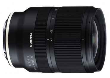 Tamron 17-28mm F/2.8 Di III RXD - Pour hybride Sony E