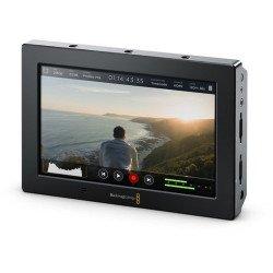 Blackmagic Vidéo Assist 7 pouces 4k - Enregistreur numérique 6G Enregistreur Vidéo