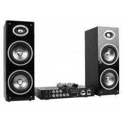 Karaoké Star Bluetooth 3 BT avec 2 Micros - LTC Audio Sono & Karaoké