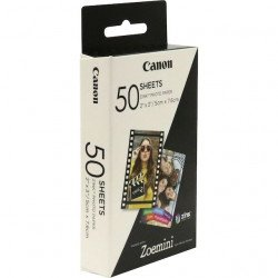 Papier photo Canon 50 feuilles ZINK pour Zoemini VENTE