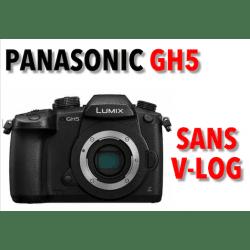 Panasonic Lumix GH5 + (2 batteries + 1x Chargeur + 1x SD 64Go) Reflex Panasonic