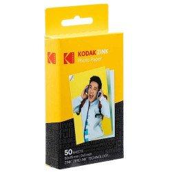 Kodak Zink Pack de 50 Feuilles Compatible pour KODAK PRINTOMATIC Film pour Kodak
