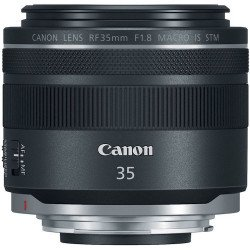 Canon RF 35 mm F1.8 MACRO IS STM