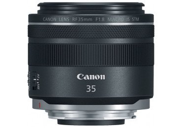 Canon RF 35 mm F1.8 MACRO IS STM Focale Fixe