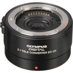 Olympus EC-20 Téléconvertisseur x2 Multiplicateur