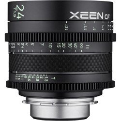 Samyang Xeen CF 24 mm T1.5 - Objectif Ciné - Monture Canon EF Samyang-Canon