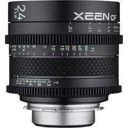 Samyang Xeen CF 24 mm T1.5 - Objectif Ciné - Monture Canon EF