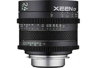 Samyang Xeen CF 24 mm T1.5 - Objectif Ciné - Monture Canon EF Samyang-Canon