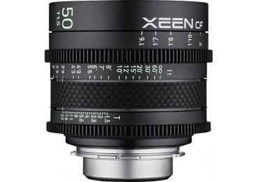 Samyang Xeen CF 50 mm T1.5 - Objectif Ciné - Monture Canon EF Samyang-Canon