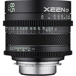 Samyang Xeen CF 85 mm T1.5 - Objectif Ciné - Monture Canon EF Samyang-Canon