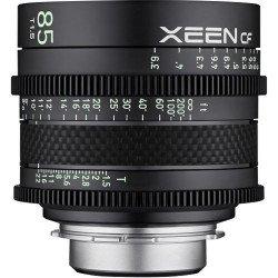 Samyang Xeen CF 85 mm T1.5 - Objectif Ciné - Monture Canon EF