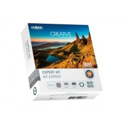 Kit filtre Cokin ND Créatif - 52 à 62mm - H3H3-21 Expert Kit + porte-filtre Filtre Neutre ND