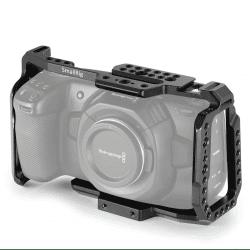 SmallRig Cage pour Blackmagic Design Pocket Cinéma Camera 4K & 6K Cages & Cross épaule