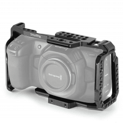 SmallRig Cage pour Blackmagic Design Pocket Cinema Camera 4K & 6K VIDÉO & SON