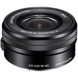 Sony 16-50 mm f/3.5-5.6 OSS (SELP1650) Objectif Sony