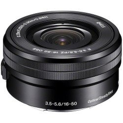 Sony 16-50 mm F/3.5-5.6 OSS - Sony E Objectif Sony