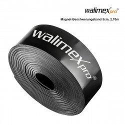 Bande magnétique de 3cm x 2.70m - Walimex Pro Fond Studio Photo