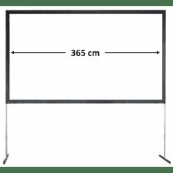 Ecran de projection frontal 365x210 - Stumpfl Vario32 Vidéoprojecteur